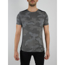RINGSPUN - Camiseta Bimota - Charcoal