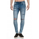 RINGSPUN - Jeans Hercules - Hellblau