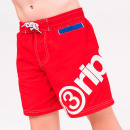 RIPSTOP - Makinex Badehose - True Red