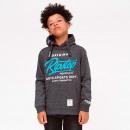 RIPSTOP - Parsons Hood Sweatshirt - Charcoal