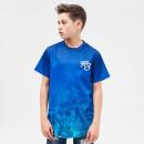 RIPSTOP - Tarragon T-Shirt - Blue