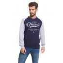 VARSITY - Original Vintage Sweatshirt - oxnavy / g
