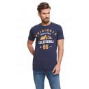VARSITY - T-shirt California Originals - Bleu mari