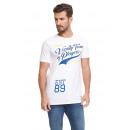 VARSITY - Camiseta Originals est 89 - White