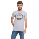 VARSITY - Camiseta Vintage - Sports grey