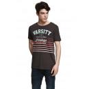 VARSITY - T-Shirt VARSITY HERITAGE - Gris foncé