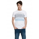 VARSITY - T-shirt VARSITY HERITAGE - Blanc