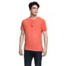VARSITY - T-shirt VARSITY HERITAGE - Rouge