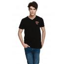 VARSITY - T-shirt VARSITY HERITAGE - Noir
