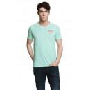 VARSITY - T-shirt VARSITY HERITAGE - Vert menthe