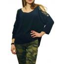 groothandel Kleding & Fashion: TOP zwarte  schoudertas blote S7007