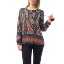 Großhandel Fashion & Accessoires:PRINTED TUNIC 1084I8NO