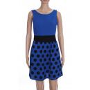 DRESS PEAS 2087 Farbe: Royal Blue