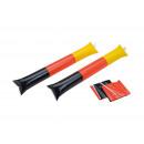 set gonfiabile bar Aria, 2 pezzi, W10 x H60 cm