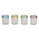 tappo di ceramica di vetro Stock, 4- assortito, B1