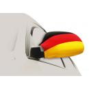 ingrosso Automobili: Specchi, la bandiera, set da 2, Germania, B20 x H
