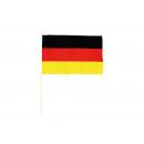 Flagstaff Germania, B60 x T90 con bastone di legno