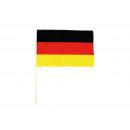 Flagstaff Germania, B90 x T150 con bastone di legn