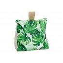 wholesale Business Equipment: Doorstop Tropical Leaf Textile Decor, 100%