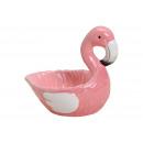 hurtownia Dekoracje: Flamingo ceramiczna powłoka różowy / różowy (B ...