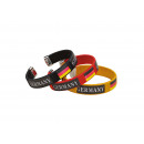 wholesale Fan Merchandise & Souvenirs: Bangle, Germany set in black-yellow-red