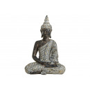 Buddha di poli, B23 x H33 cm x T13