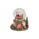 wholesale Gifts & Stationery: Music box / Snow globe Music for Nicholas, B19 x T