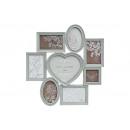 Photo frame per 8 foto di plastica, B49 x H50 c