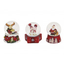 wholesale Gifts & Stationery: assorted globe Christmas assorted made of poly, as
