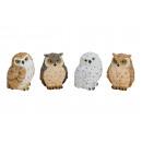OWL POLY 4-UP szortírozott kiszállítás 9X11X8CM