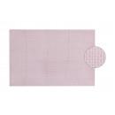 Tovaglietta in plastica rosa, B45 x H30 cm
