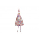 Advent calendar, Girls textile, B51 x H 140 c