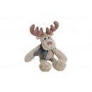 wholesale Dolls &Plush: Elk with scarf of plush, 27 cm