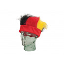 wholesale Fan Merchandise & Souvenirs: Headband Germany made of polyester, B27 cm