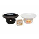 wholesale Fragrance Lamps: Ceramic assorted, lamp, assorted, B20 x H10 cm
