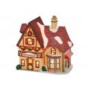 wholesale furniture: Windlight-House Porcelain, B14 x T10