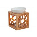 nagyker Illatlámpák: Aroma lámpák / bambusz, 3-szoros szortírozott kisz