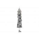Advent calendar, angel of textile, 120 cm