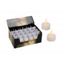 Tealight LED, L4 x H5 cm