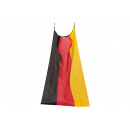 wholesale Fan Merchandise & Souvenirs: Poncho Germany flag made of polyester, B80 x H12