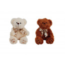 wholesale Dolls &Plush: assorted, bear sitting, assorted, 14 cm