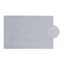 wholesale Table Linen: Placemat in gray-purple plastic, B45 x H30 ...