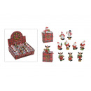 Christmas assorted, in bag, 12-fold assorted, B5 c