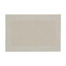 Tovaglietta in plastica beige chiaro, B45 x H30 cm
