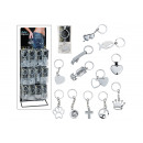 wholesale Gifts & Stationery: Key assorted symbols of metal, 12- assorted