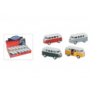 Großhandel Modelle & Fahrzeuge: Auto mit Rückzugmotor, 1:37 VW Bus von 1962, ...