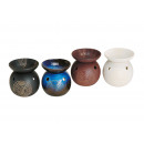 Ceramic ceramic lamp, ball assorted,