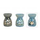 wholesale Fragrance Lamps: Ceramic ceramic lamp, 2- times assorted , B12 x H8