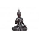 Buddha POLY SEDUTA 22X15 CM