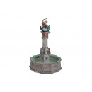 Miniatűr Marktbrunnen poli, B6 X H9 cm